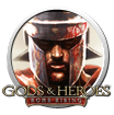 Gods and Heroes: Rome Rising Logo