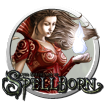 The Chronicles of Spellborn Logo