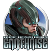 Earthrise: First Impact Logo