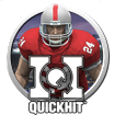 QuickHit Football Logo