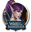 War of the Immortals Logo