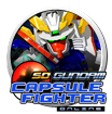 SD Gundam Capsule Fighter Online Logo