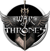 War of Thrones Logo