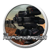 The Repopulation Logo