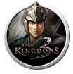 Rage of 3 Kingdoms Logo