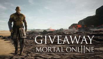 Mortal Online 2 Beta Key Giveaway!