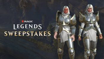 Magic Legends Crusader Armor Pack Giveaway