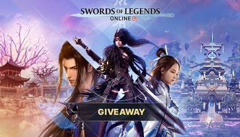 Swords of Legends Online Closed Beta Test Key Giveaway