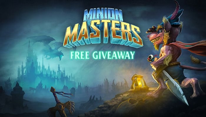 Minion Masters Gift Key Giveaway!