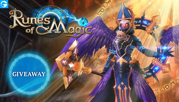 Runes of Magic Gift Key Giveaway!