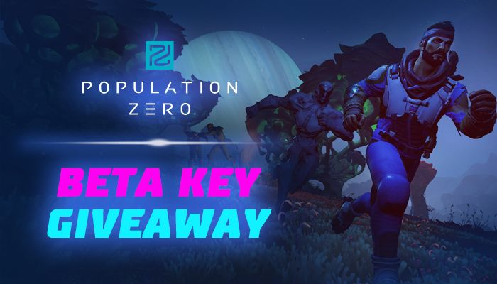 Population Zero Beta Key Giveaway!