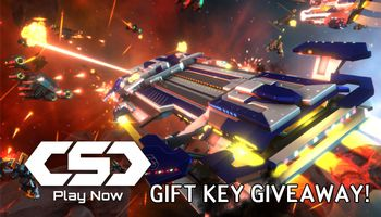 CSC Gift Key Giveaway!