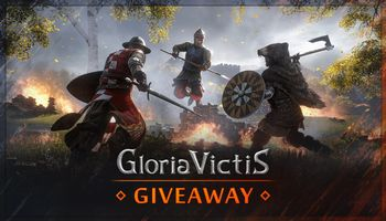 Gloria Victis Game Giveaway!