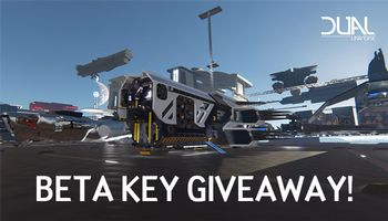 Dual Universe Beta Key Giveaway!