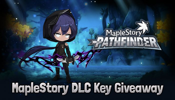 MapleStory Pathfinder DLC Sweepstakes!