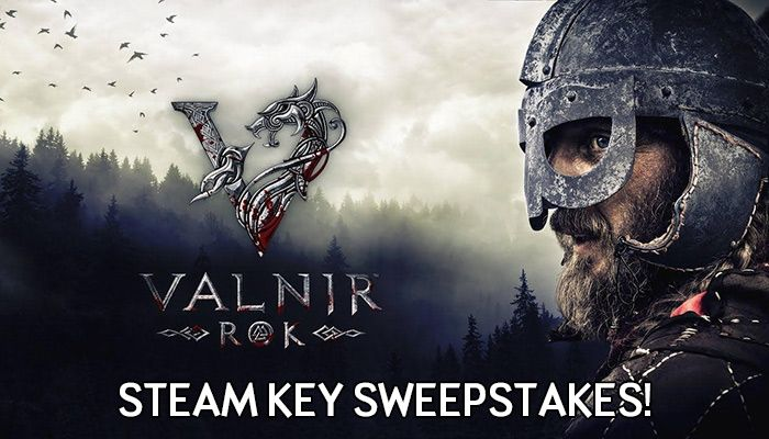 Valnir Rok Steam Key Sweepstakes!