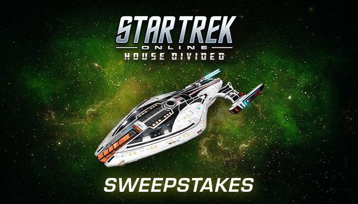 Star Trek Online: House Divided Sweepstakes!