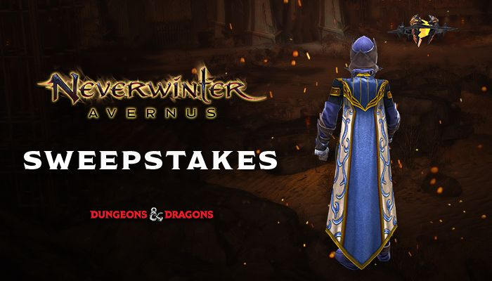 Neverwinter Avernus Gift of the Noble Guard Sweepstakes