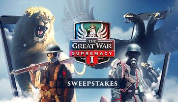 Supremacy 1 High Command Sweepstakes!