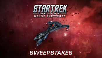 Star Trek Online House Shattered Sweepstakes!