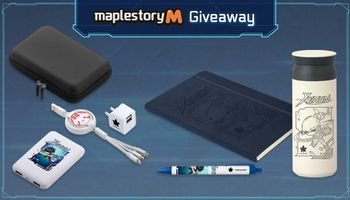 MapleStory M Xenon Giveaway Courtesy Of Nexon