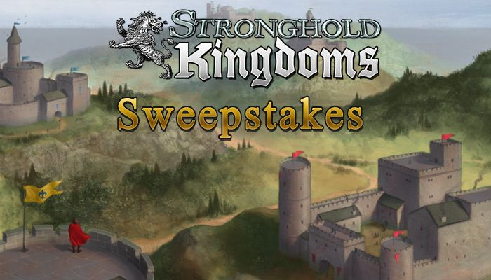 Stronghold Kingdoms Gift Key Sweepstakes!