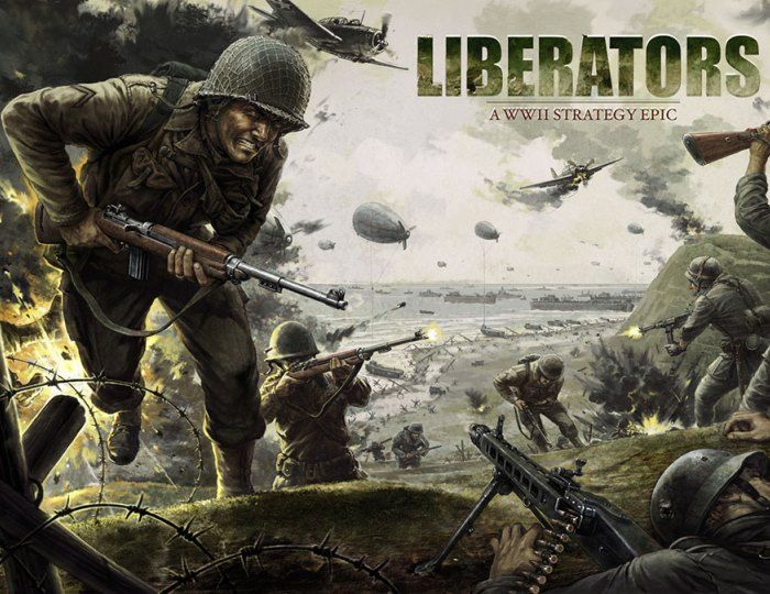 SPONSORED - Charge the Field with Liberators! - Liberators News