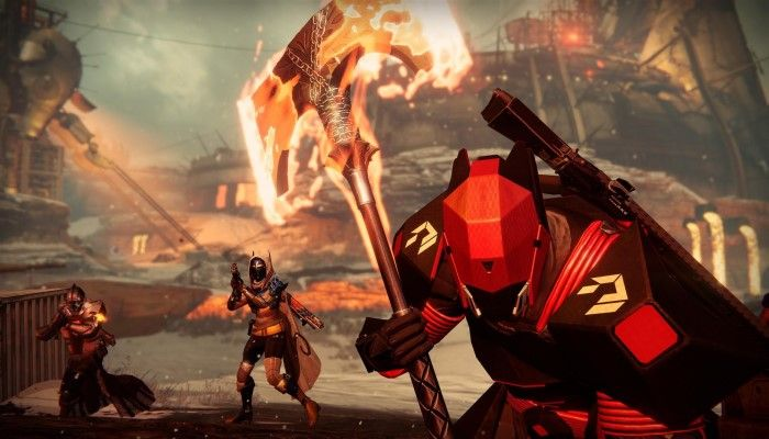 PvP in Rise of Iron - Several New Maps Previewed