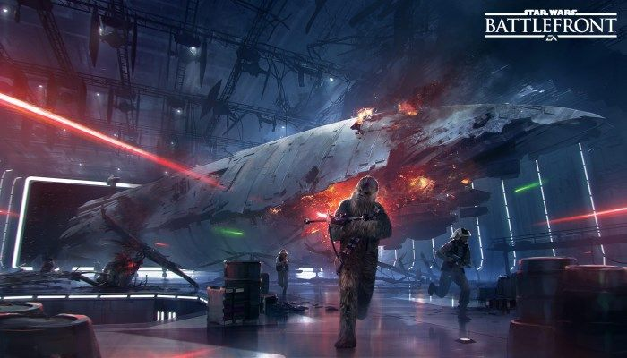 Star Wars Battlefront's Deathstar and PSVR Impressions