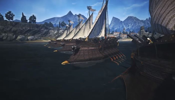 Sailing the Margorian Seas - Gamescom Preview