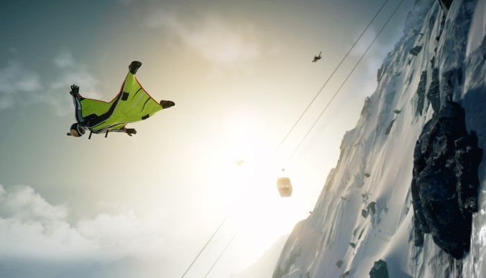 Steep: Sure to Appeal to SSX/SKATE & Winter Sports Fans