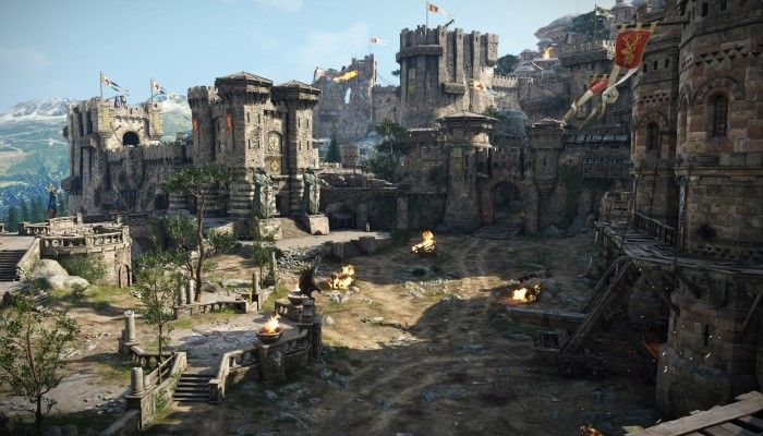 For Honor Shows Off PVP Combat at PAX West