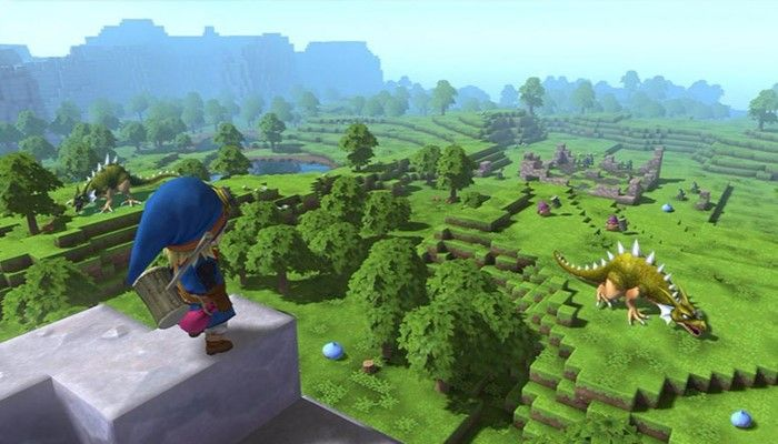 Dragon quest builders city of dreams the rpg files mmorpg dragon quest builders city of dreams malvernweather Gallery