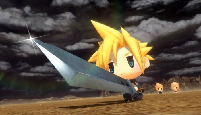 World of Final Fantasy: The Fun Isn't A Mirage