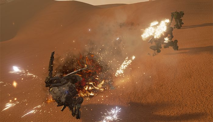 Heavy Gear Assault: Launching to the Battlefield in December