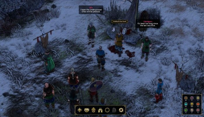 Viking - Choice and Consequence in the Frozen Wilds