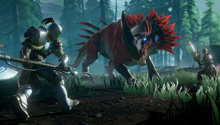 Dauntless is the RPG to Watch in 2017