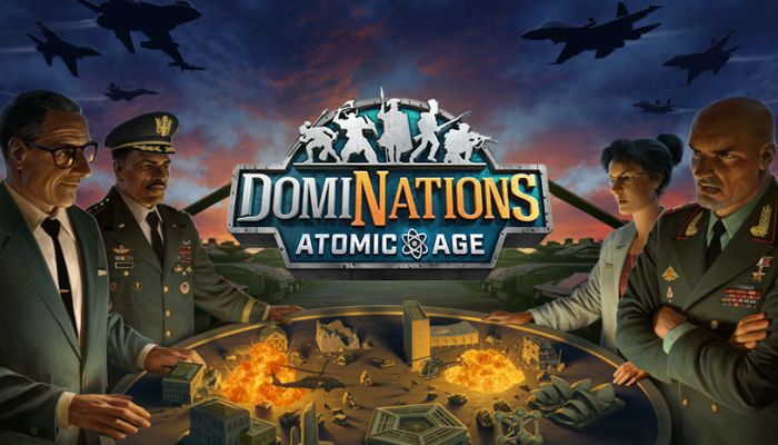 DomiNations Heading Off Into the Atomic Age & Beyond