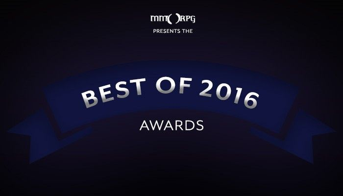 MMORPG's Best of 2016 Awards