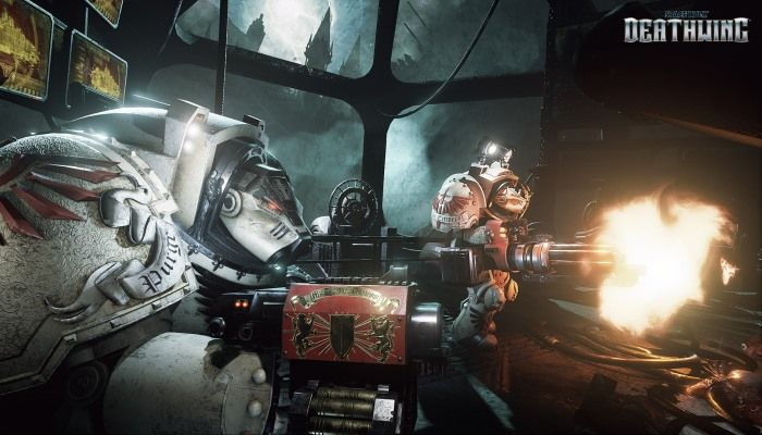 Space Hulk: Deathwing; Not Quite Dead in Space