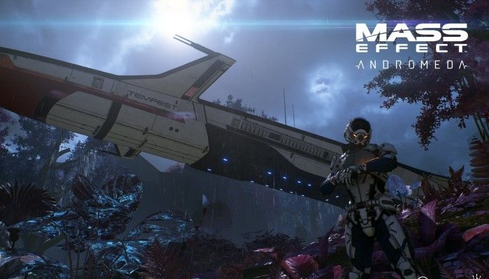 Getting Around Andromeda - Nexus, Hyperion, Tempest & Nomad