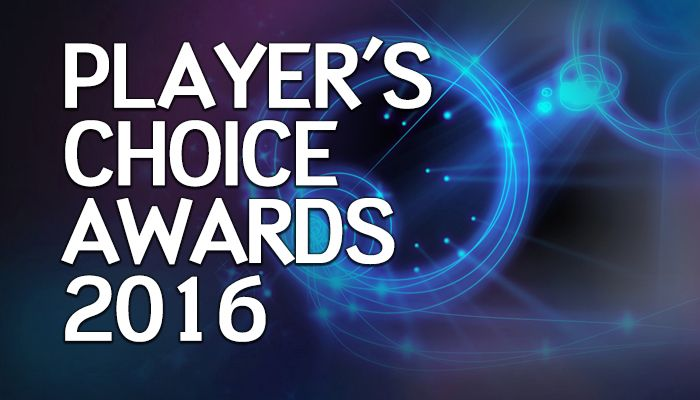 Player's Choice Awards - Best New MMO of 2016