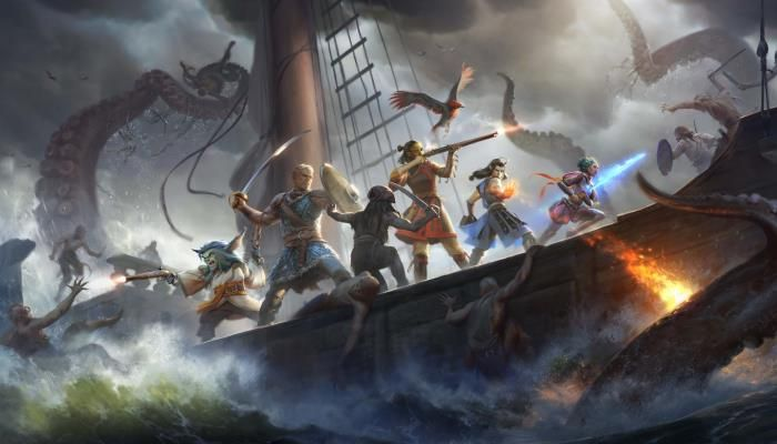 Pillars of Eternity II: Welcome to the Deadfire - The RPG Files News