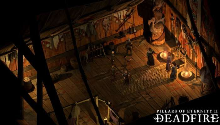 Pillars of Eternity II: Deadfire Returning Companions & Continuing Saves - Pillars of Eternity News
