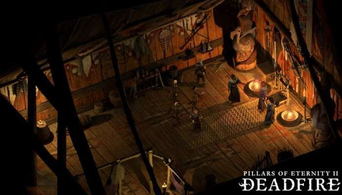 Pillars of Eternity 2: Deadfire - New Info, Including Release Window