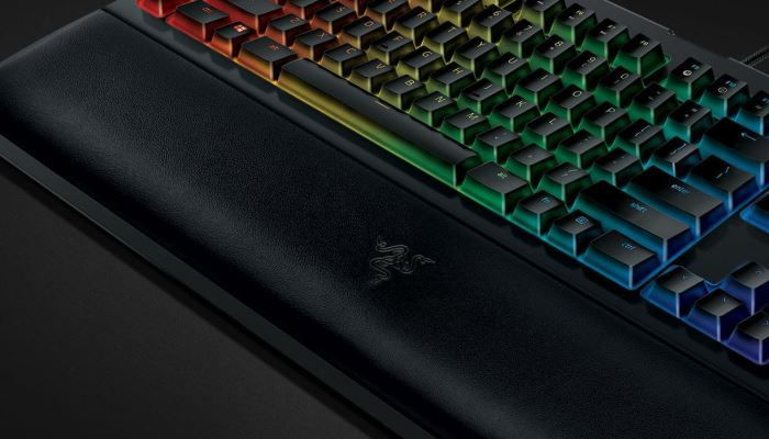 Razer Blackwidow Chroma V2 - Speed and Style - MMORPG com