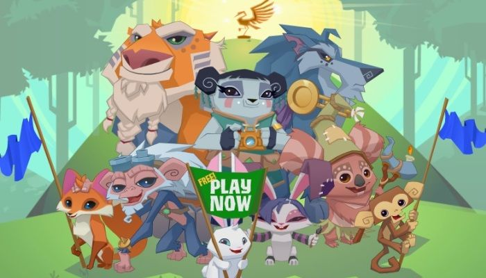 Animal Jam - A Wild & Crazy Game