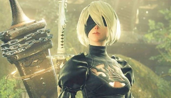 Four Hours with Nier, the Strangest RPG of the Year