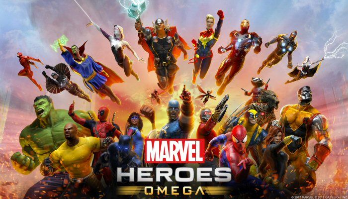 Five Reasons to Check Out Marvel Heroes Omega