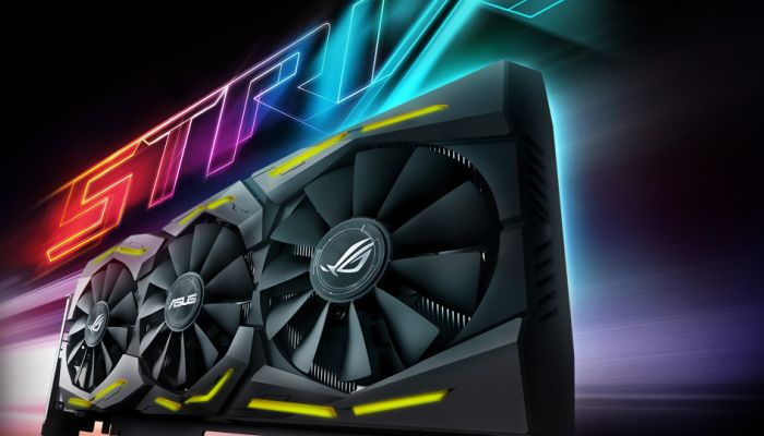 ASUS Republic of Gamers STRIX AMD RX580 Review